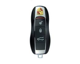 Porsche Smart Key Remote Shell 3 Button