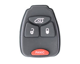 Chrysler Jeep Dodge Remote Key Button Rubber 4 Button A Small