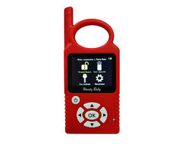 Handy Baby Hand-held Car Transponder  Key Copy Auto Key Programmer for 4D 46 48 Russian Language