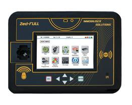 ZED-FULL Zed Full All in One Transponder Key Programming Device Istanbul Anahtar