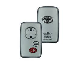 Toyota Avalon Genuine Smart Key  2007 2010 4 Button 433MHz 89904-07061