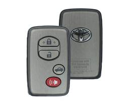 Toyota Orion Genuine Smart Key 2008 4 Button 433MHz 89904-33100