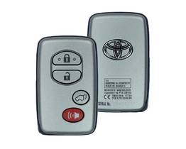 Toyota Land Cruiser Genuine Smart Key 2013 2015 4 Button 433MHz 89904-60B01