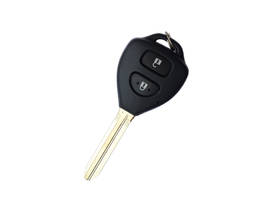 Toyota Corolla Genuine  Remote Key 2009 2 Button 433MHz 4D 89070-28812