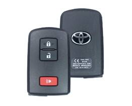 Toyota Land Cruiser Genuine Smart Key 2016 3 Button 433MHz 89904-60K30