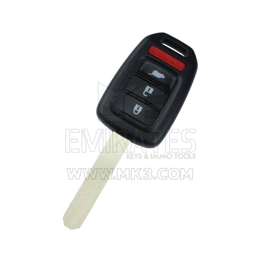 Honda Motorcycle Key Cutting