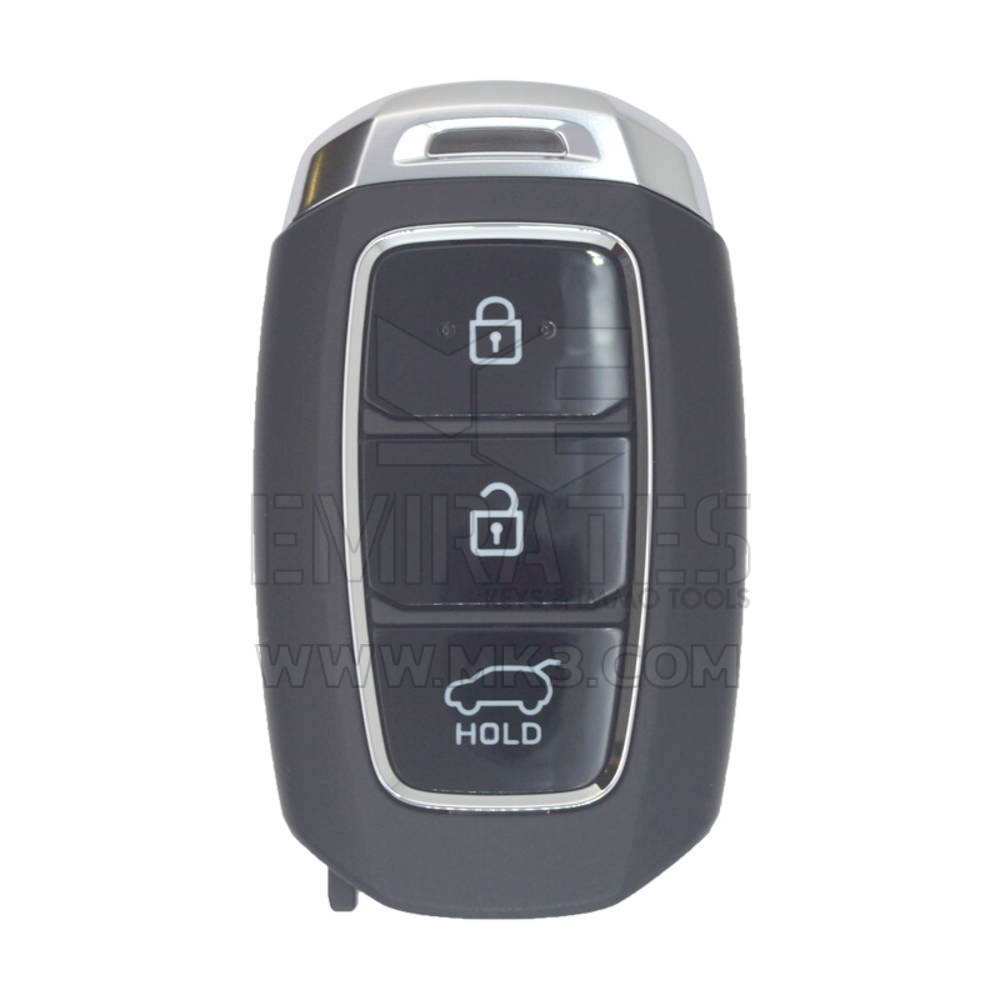 2019 Hyundai Kona Smart Remote Keyless Entry Key: Hyundai Kona 2019 Genuine Smart Remote Key 3 Buttons