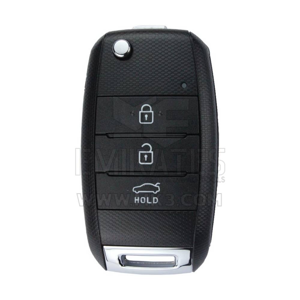 Kia Sedona 2015 Remote Key Flip 6 Buttons Tq8rke4f21 Key Code