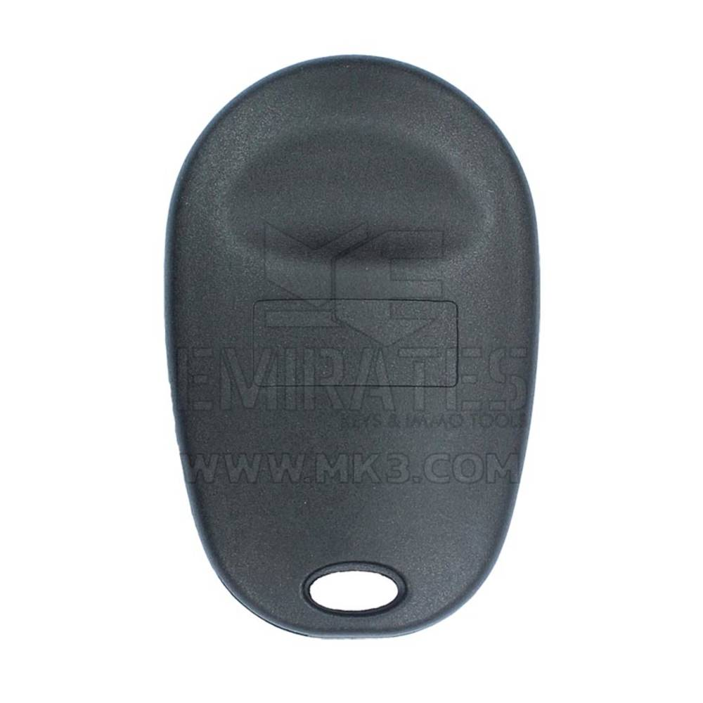 Toyota Sequoia Remote Key Shell 4 Button meda| Emirates Keys