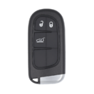 Chrysler Dodge Jeep Smart Remote Key Shell 3 Buttons SUV Trunk Type