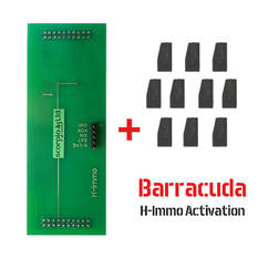 Barracuda Toyota H-Immo Package