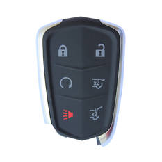 Cadillac Escalade 2016-2019 Genuine Smart Remote Key 6 Button 315MHz 13598511/13580812