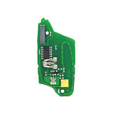 Renuault Clio Master Kangoo Modified Remote Key PCB 2 Buttons 433MHz PCF7946