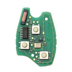 Renault Original Remote Key PCB 3 Buttons 433MHz PCF7947 Transponder