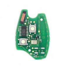 Renault Original Remote Key PCB 2 Buttons 433MHz PCF7947 Transponder
