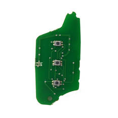 Renault Fluence Remote Board PCB 3 Buttons