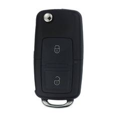 VW Flip Remote 2 Button 433MHz N Type