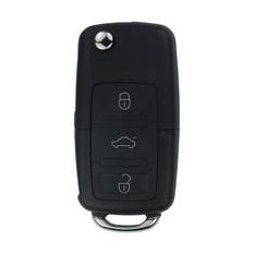 VW AH Flip Remote 3 Button 433MHz