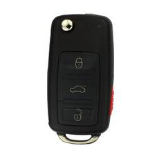 VW Touareg‬‏ Flip Remote 433MHz 4 Button
