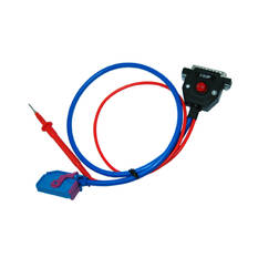 ZED-FULL ZFH-C02P New Vag Cluster Blue Cable With Pogo Pin-Probe