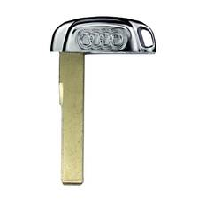 Audi Smart Key Emergency  blade