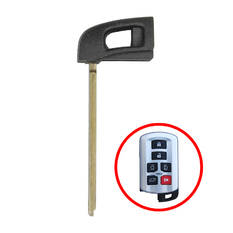 Toyota Sienna Smart Key Remote Emergency Blade