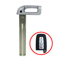 Hyundai Genuine Smart Key Remote Blade laser 81996-3S020 81999-3M020
