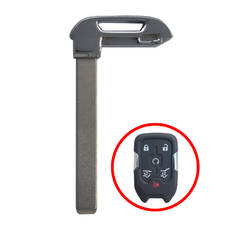 Chevrolet GMC 2017 Smart Key Remote Blade Type3