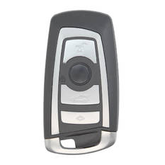 BMW CAS4 Smart Remote Key Shell 4 Buttons