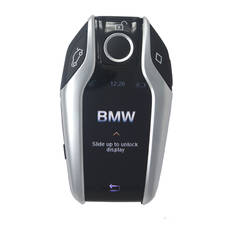 BMW 750 Genuine Smart Key Remote with screen 5 Buttons 433MHz