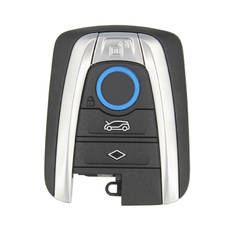 BMW FEM Korean Original Smart Key Remote 4 Buttons 433MHz