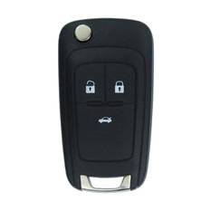 Chevrolet Cruze Genuine Flip Remote Key 3 Button 433MHz
