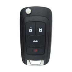 Chevrolet Camaro Flip Remote Key 4 Button 315MHz
