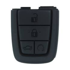 Chevrolet Caprice Lumina Genuine Remote Rubber 4 Button 92245050