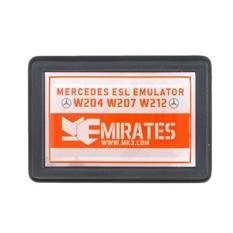 MK3 Mercedes ESL ELV Steering Lock Emulator for W204 W207 W212 Compatible With Abrites VVDI CGDI MB Tools Need Programming