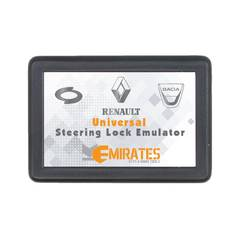 Renault Samsung Universal Steering Lock Emulator For Megane 3 -Megan 2 -Clio 4 Clio 3 -Captur - Scenic -Fluence 3 Fluence 2 Plug and Start