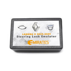 Renault Steering Lock Emulator For Lagona2 2005-2009 No need Adaptation