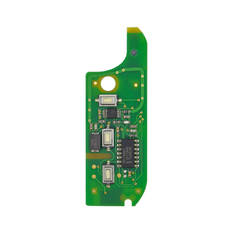 Fiat Doblo Remote PCB 3 Buttons 433MHz PCF7946 High Quality