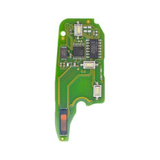 Fiat Fiorino Remote PCB 3 Buttons 433MHz PCF7946 High Quality