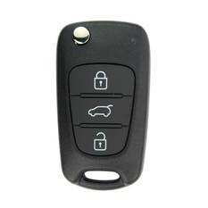 Hyundai I30 Genuine Flip Remote 2012 3 Button 433MHz 95430-2L630