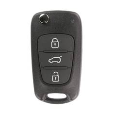 Hyunda Azera Genuine Flip Remote Key 2011 3 Button 433MHz 95430-2L600