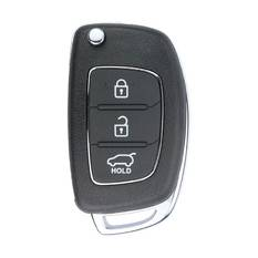 Hyundai I20 Genuine Flip Remote Key 2016 3 Button 433MHz 95430-B9100