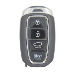 Hyundai 2018 Genuine Smart Remote Key 4 Buttons 433MHz P/N 95440-G80004X
