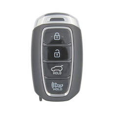 Hyundai Veloster 2018 Genuine Smart Remote Key 4 Buttons 433MHz P/N 95440-J3000