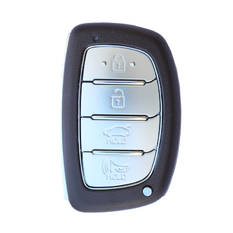 Hyundai Sonata 2015 Smart Remote Key Shell 4 Buttons with Laser Blade