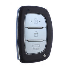 Hyundai Elantra Smart Key Remote 2013 3 Button 433MHz