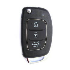 Hyundai I20 Genuine Flip Remote Key 2013 3 Button 95430-1JAB1