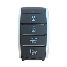 Hyundai Genesis G80 Genuine Smart Key Remote 2017 4 Button 433MHz 95440-D2000BLH