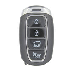 Hyundai Elantra 2018 Genuine Smart Key Remote 4 Buttons 433MHz 95440-G3000