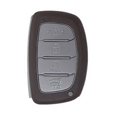 Hyundai Tucson 2019 Genuine Smart Remote Key 4 Buttons Auto Start Type 433MHz Genuine Transponder 95440-D3520